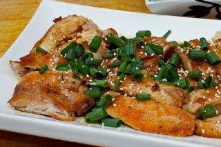 Receta de teriyaki de pollo
