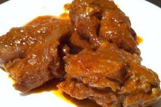 Receta de ternera con salsa de champiñones