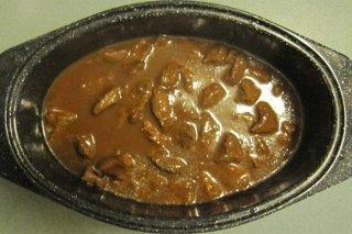 Receta de ternera en salsa