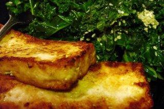 Receta de tofu a la plancha