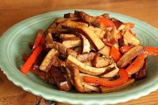 Receta de tofu ahumado