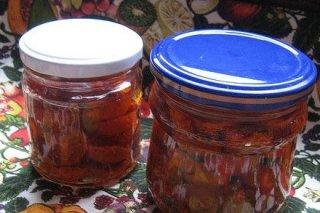 Receta de tomate en conserva