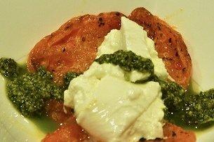 Receta de tomates al horno con mantequilla