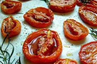 Receta de tomates asados