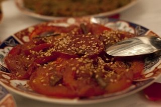 Receta de tomates secos al horno