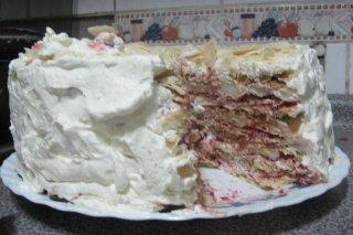 Receta de torta amor