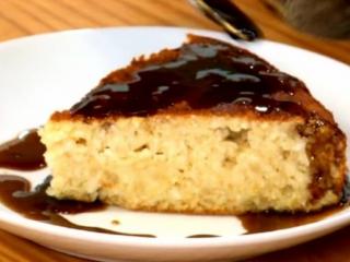 Receta de torta de yuca