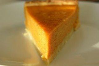 Receta de torta fría de auyama
