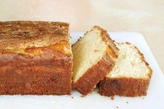 Receta de torta húmeda de vainilla