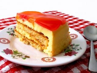 Receta de torta peruana