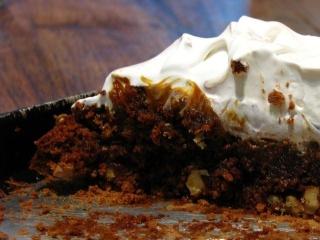 Receta de torta pirineo