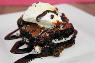 Receta de tortas brownie