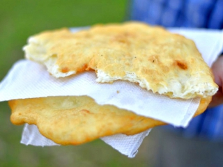 Receta de tortas fritas argentinas