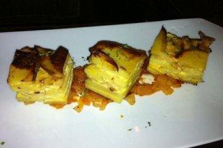Receta de tortilla de manzanas