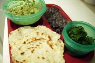 Receta de tortillas para tacos