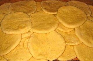 Receta de tortitas con nata