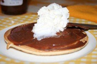 Receta de tortitas con canela