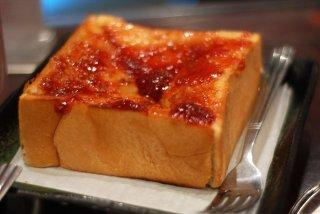 Receta de tostadas con mermelada