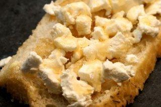 Receta de tostas de queso