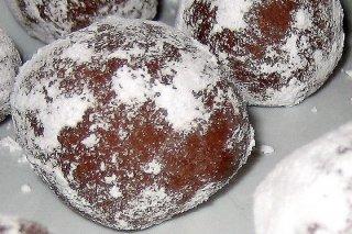 Receta de trufas de nutella