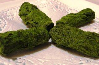 Receta de trufas de té verde