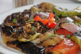 Receta de vegetales al estilo griego