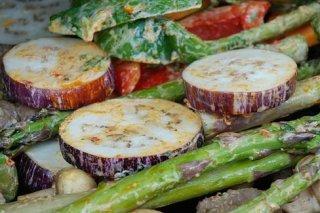Receta de verduras al horno