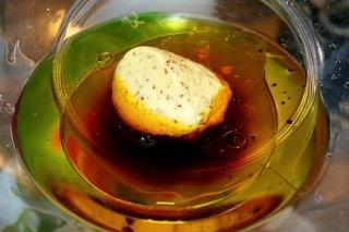 Receta de vinagreta de ajo