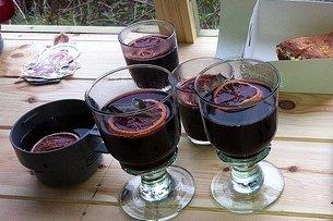 Receta de vino especiado