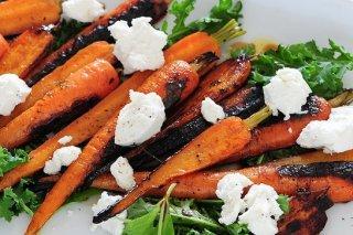 Receta de zanahoria con chorizo y pasas