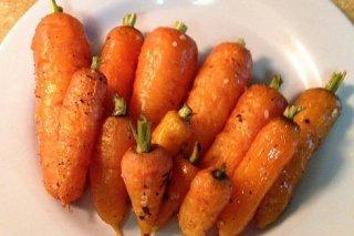 Receta de zanahorias al vichy