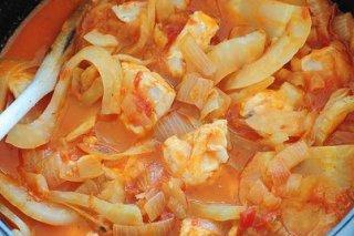 Receta de zarzuela de pescado cataluña