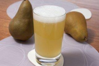 Receta de zumo de pera en thermomix