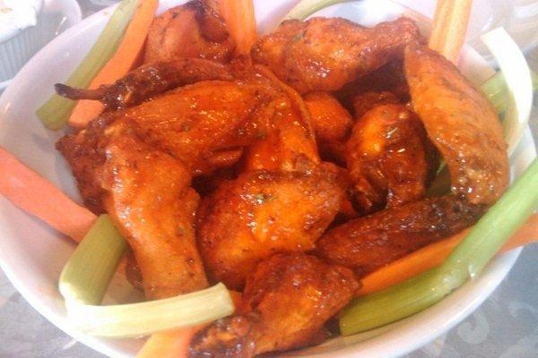 Receta de alas de pollo al horno