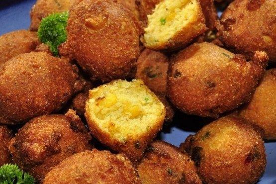 Receta de albóndigas de patata