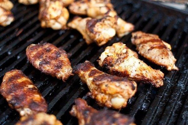 Receta de alitas de pollo a la barbiquiu