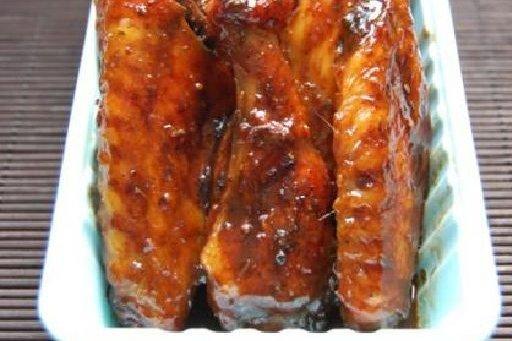 Receta de alitas de pollo con coca cola