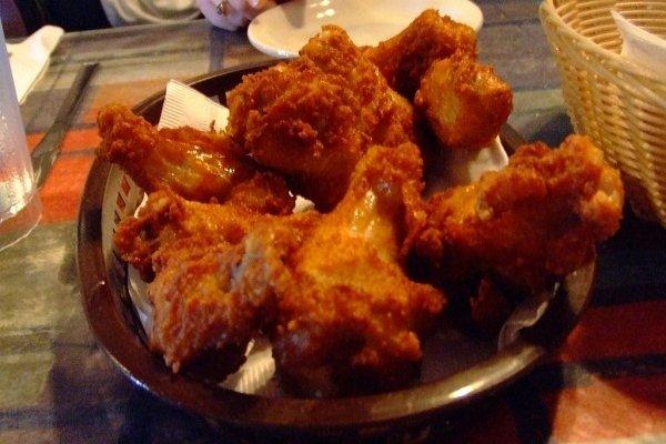 Receta de alitas de pollo en adobo