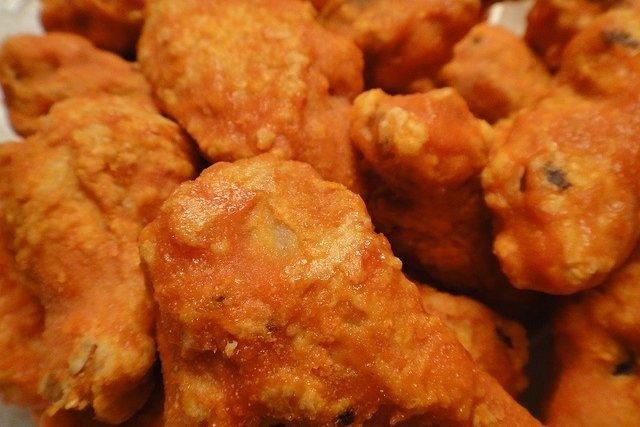 Receta de alitas de pollo en salsa