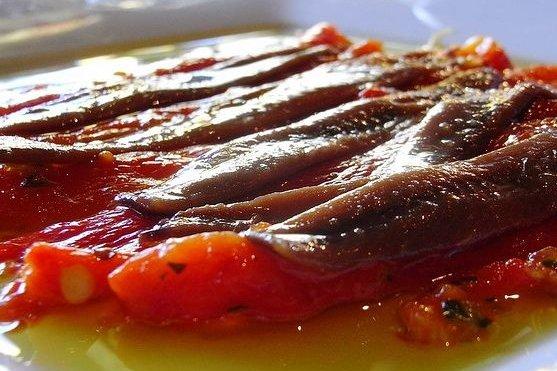 Receta de aperitivos con anchoas