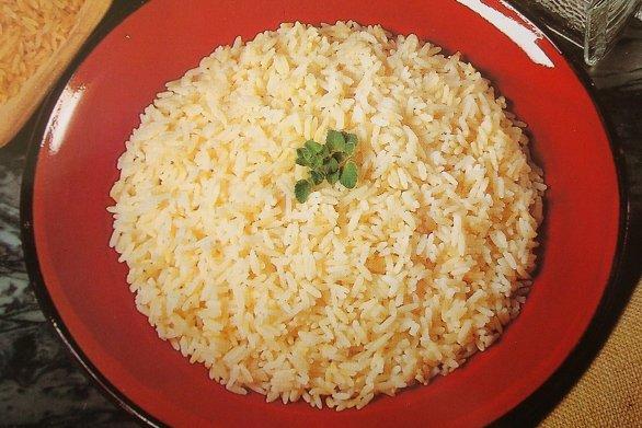 Receta de arroz a la hindú