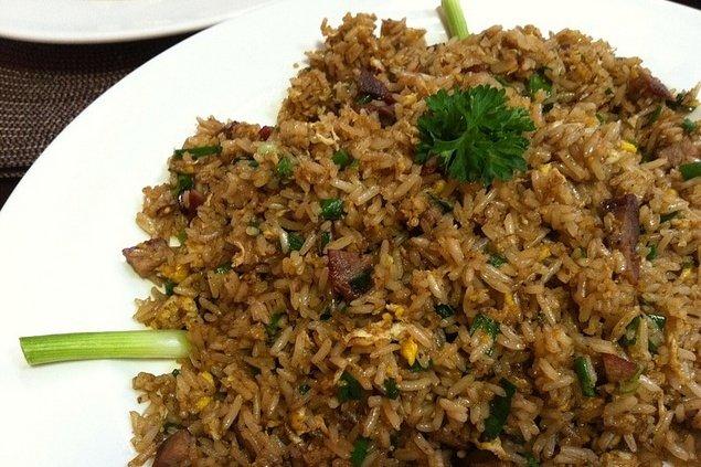 Receta de arroz chaufa con pollo