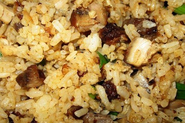 Receta de arroz con costillas