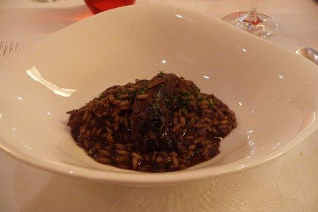 Receta de arroz con liebre