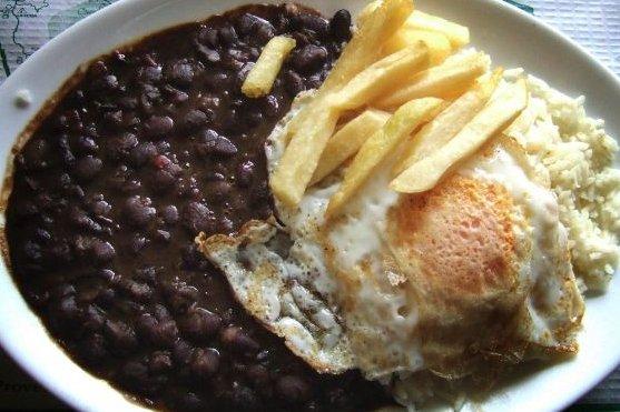 Receta de arroz moro cubano