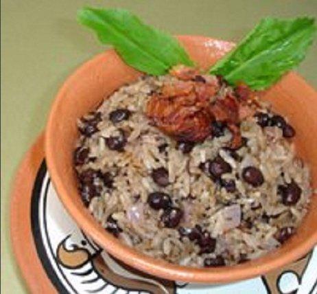 Receta de arroz moro