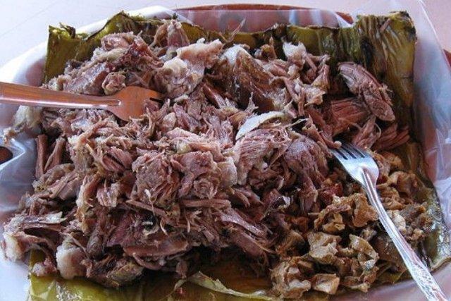Barbacoa receta for Ingredientes para preparar barbacoa