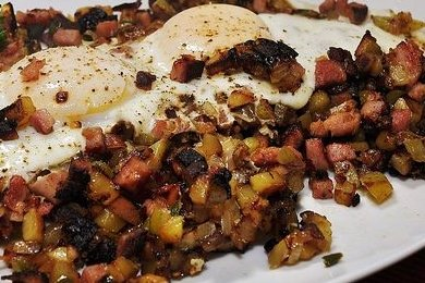 Berenjena con huevo receta for Como cocinar la berenjena