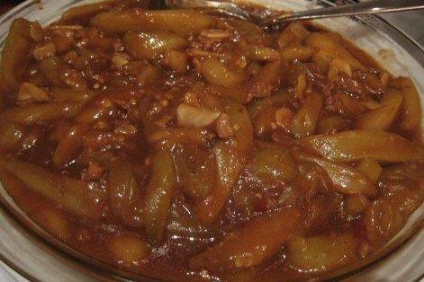 Receta de berenjena sofrita con tomate