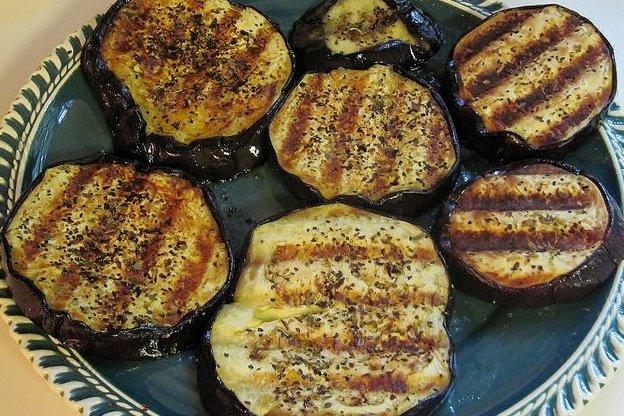 Berenjenas a la plancha receta for Como cocinar la berenjena